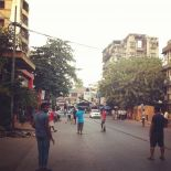 Pali Naka, Bandra, Mumbai: 17th November, 2012