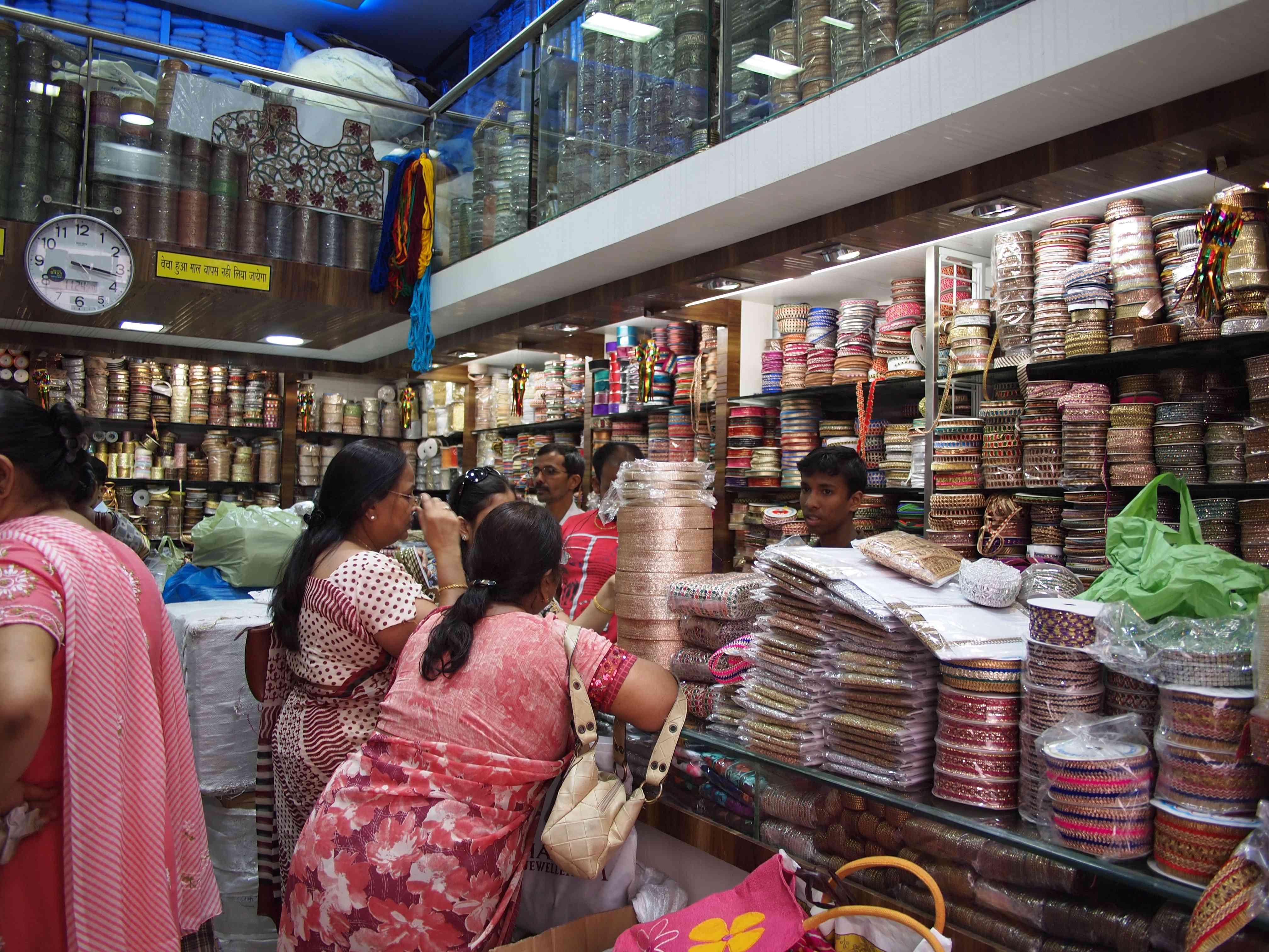 Mumbai Crawford Market Rakhee Ghelani